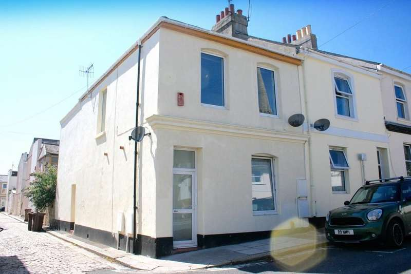 4 Bedrooms End Of Terrace House for sale in Anstis Street, Stonehouse, Plymouth
