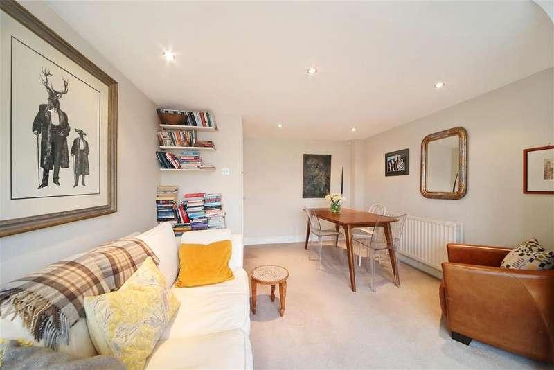 1 Bedroom Flat for sale in Aldridge Road Villas, W11