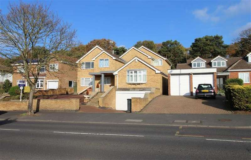 5 Bedrooms Detached House for sale in Spinney Hill, Warwick