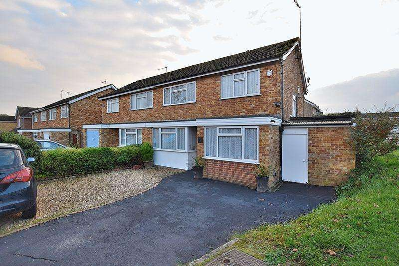 3 Bedrooms Semi Detached House for sale in Birchside, South West Dunstable