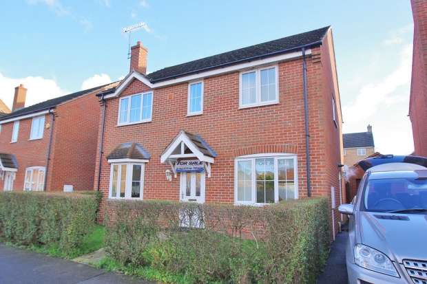 4 Bedrooms Detached House for sale in Kedleston Road, Grantham, Lincolnshire, NG31 7FE