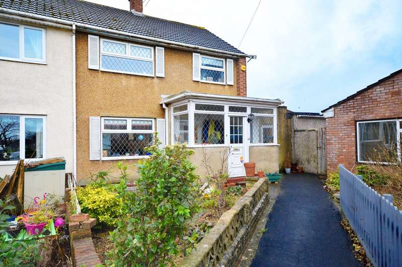 3 Bedrooms End Of Terrace House for sale in Warwick Road, Keynsham, BS31