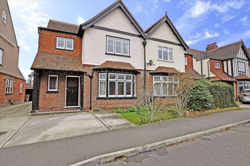 4 Bedrooms Semi Detached House for sale in Braemar Avenue, Old Moulsham