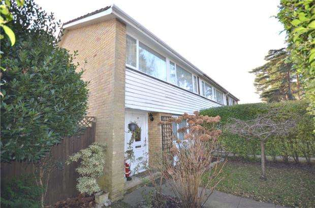 3 Bedrooms End Of Terrace House for sale in Segsbury Grove, Bracknell, Berkshire