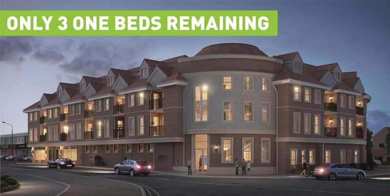 1 Bedroom Apartment Flat for sale in Saxons Court, Peach Street, Wokingham, Berkshire, RG40