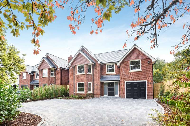 5 Bedrooms Detached House for sale in Nine Mile Ride, Finchampstead, Wokingham, Berkshire, RG40