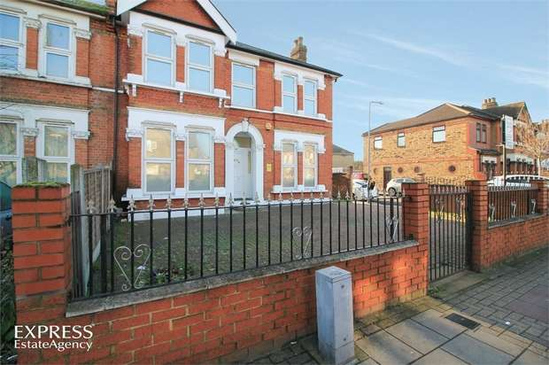 8 Bedrooms End Of Terrace House for sale in Green Lane, Ilford, Greater London