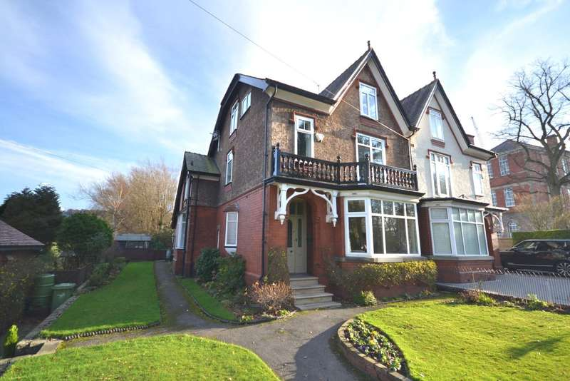 6 Bedrooms Semi Detached House for sale in Fence Avenue, Macclesfield