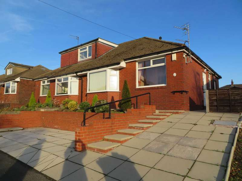 2 Bedrooms Bungalow for sale in Manor Road, Shaw