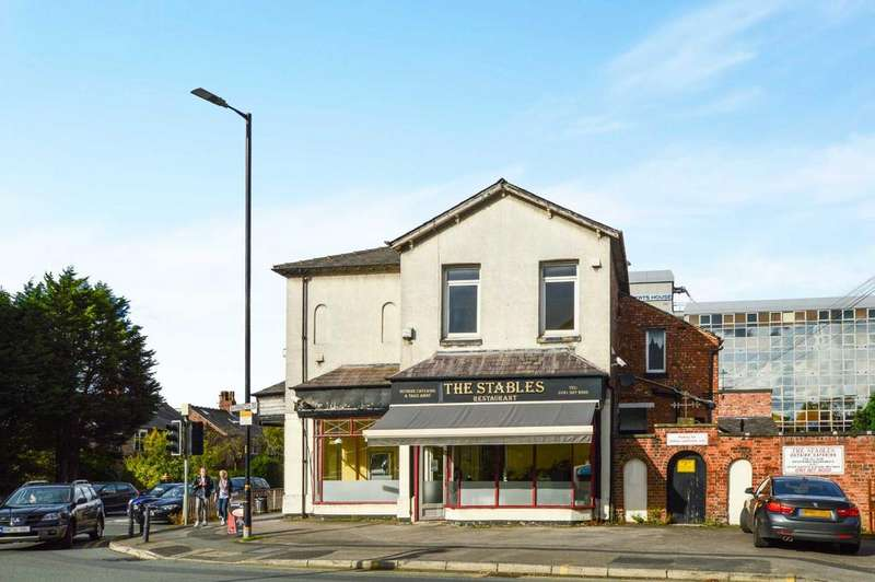 3 Bedrooms End Of Terrace House for sale in Manchester Road, Altrincham, Cheshire, WA14