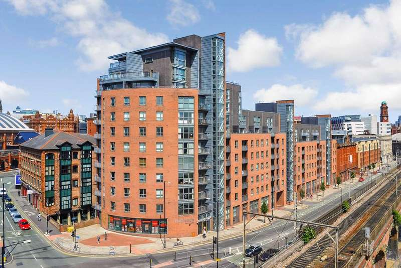 1 Bedroom Apartment Flat for sale in The Hacienda, Whitworth Street West, Southern Gateway, Manchester, M1