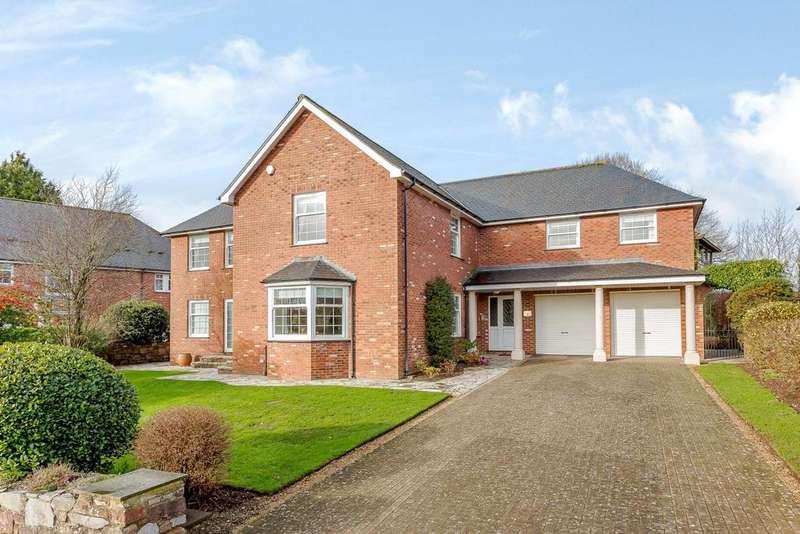 5 Bedrooms Detached House for sale in Lindridge Park, Lindridge, Teignmouth, Devon