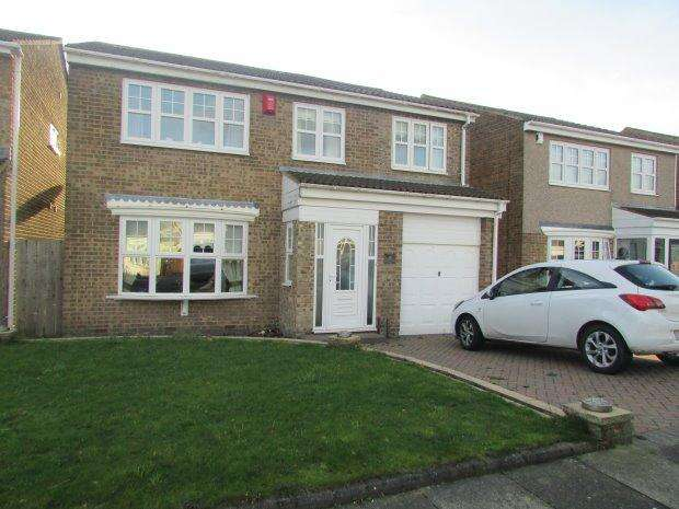 5 Bedrooms Detached House for sale in NORTHWOLD CLOSE, FENS, HARTLEPOOL