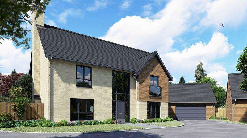 4 Bedrooms Detached House for sale in Willowhurst, Priors Hall Park, Weldon