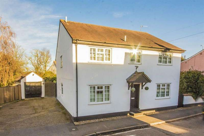 4 Bedrooms Detached House for sale in East Street, Kimbolton, Huntingdon