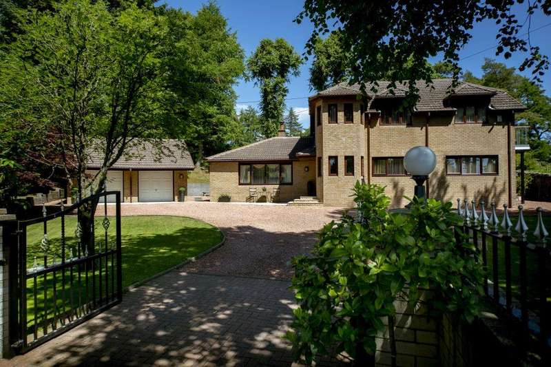 5 Bedrooms Villa House for sale in Highpoint, West Glen Road, Kilmacolm, PA13 4PS