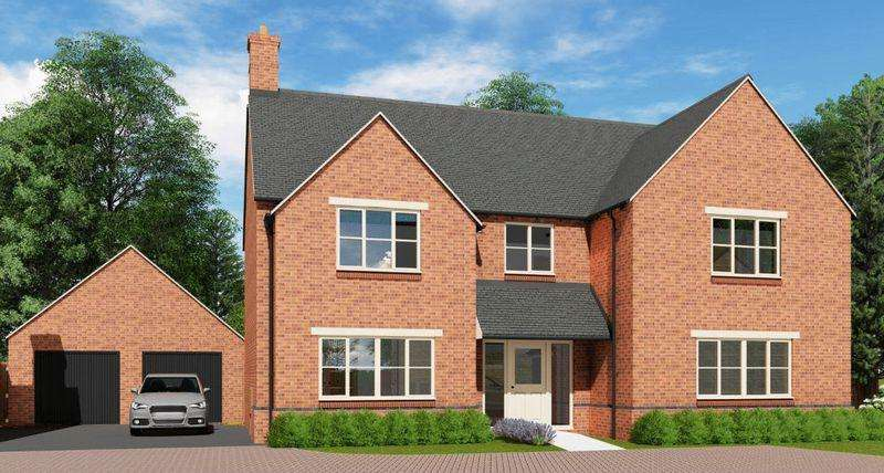 4 Bedrooms Detached House for sale in Great Bowden, Market Harborough
