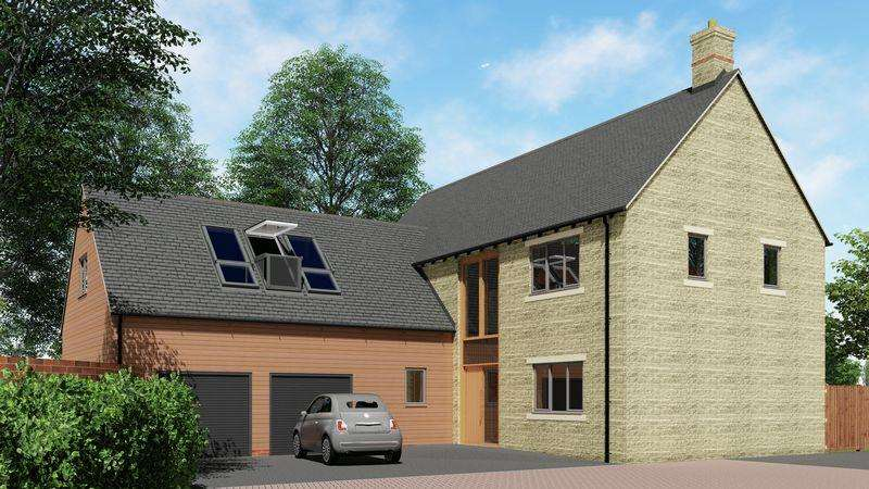5 Bedrooms Detached House for sale in Great Bowden, Market Harborough