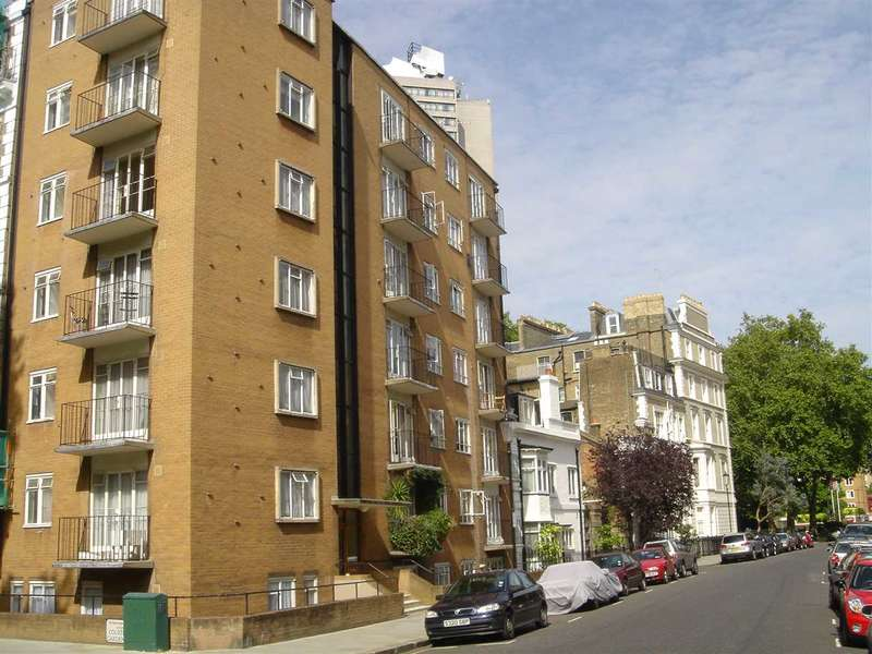 Studio Flat for sale in Courtfield Gardens, Gloucester Road