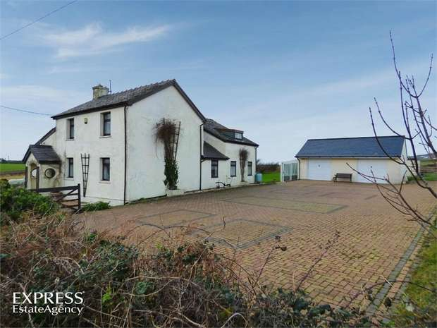 5 Bedrooms Cottage House for sale in Penrhos Feilw, Penrhos Feilw, Holyhead, Anglesey