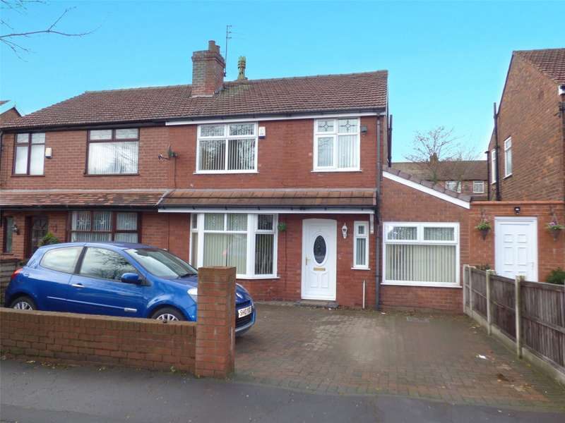 4 Bedrooms Semi Detached House for sale in Boardman Road, Crumpsall, Manchester, M8