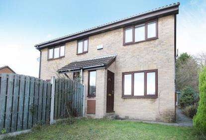 2 Bedrooms Semi Detached House for sale in College Close, Sheffield, South Yorkshire