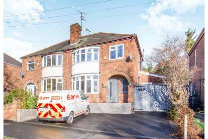 3 Bedrooms Semi Detached House for sale in Anstey Lane, Leicester, Leicestershire, England