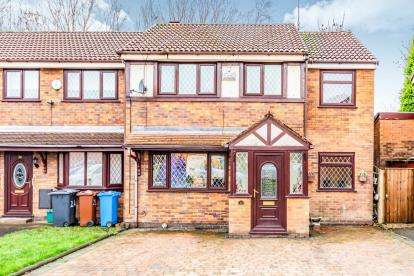 4 Bedrooms Semi Detached House for sale in Alders Court, Oldham, Greater Manchester, Lancashire