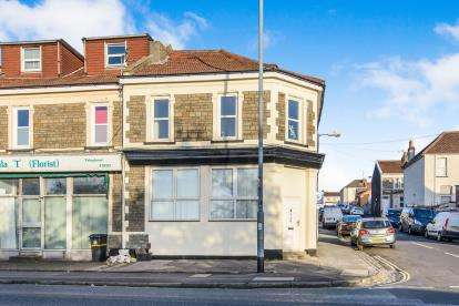 1 Bedroom Flat for sale in Charlton Road, Kingswood, Bristol, Gloucestershire
