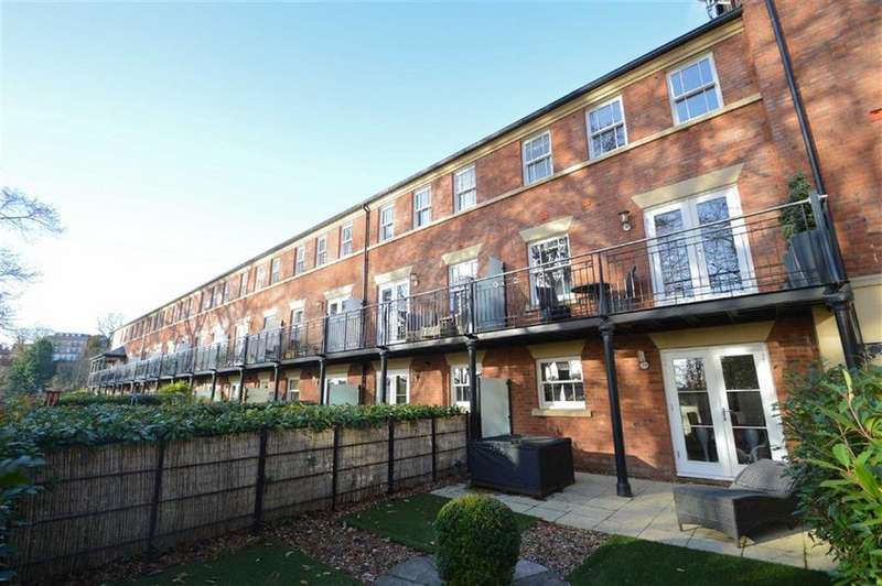 4 Bedrooms Town House for sale in Amber Rise, The Old Meadow, Shrewsbury