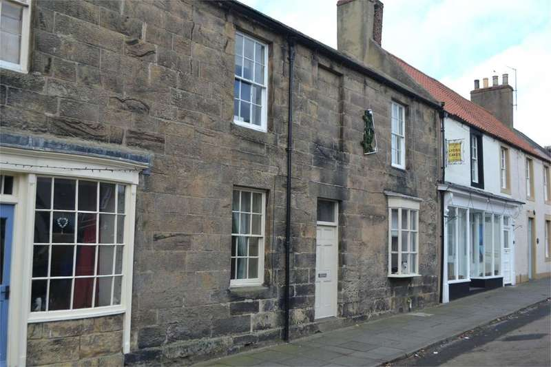3 Bedrooms Terraced House for sale in High Street, Belford, Northumberland, NE70