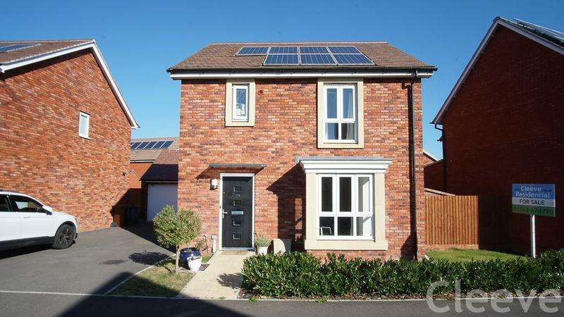 3 Bedrooms Detached House for sale in Armstrong Road, Stoke Orchard