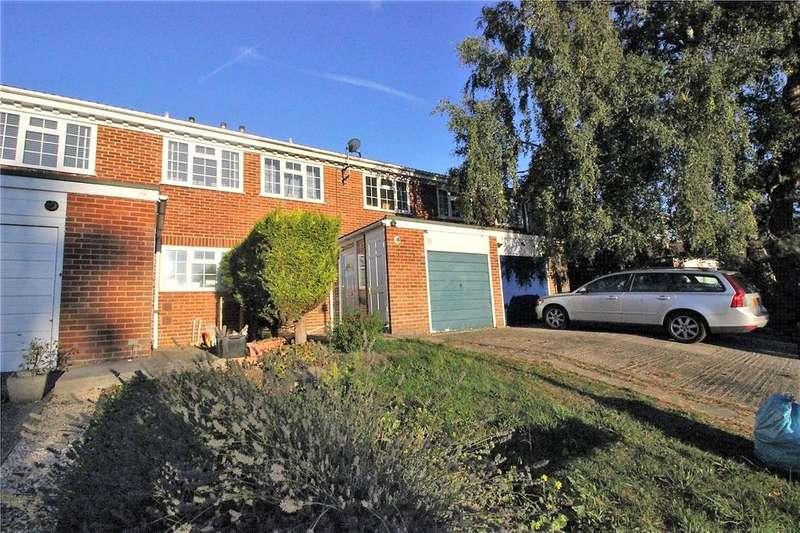3 Bedrooms Terraced House for sale in McCarthy Way, Finchampstead, Wokingham, Berkshire, RG40