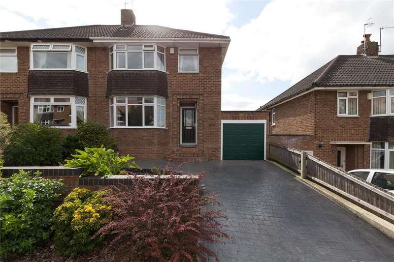 3 Bedrooms Semi Detached House for sale in Priory Court Road, Westbury-on-Trym, Bristol, BS9