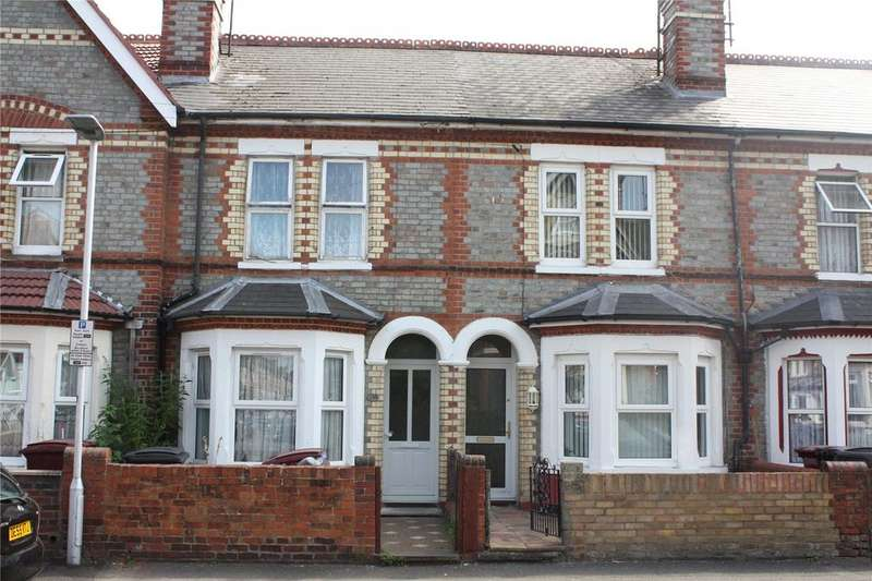 3 Bedrooms Terraced House for sale in Manchester Road, Reading, Berkshire, RG1
