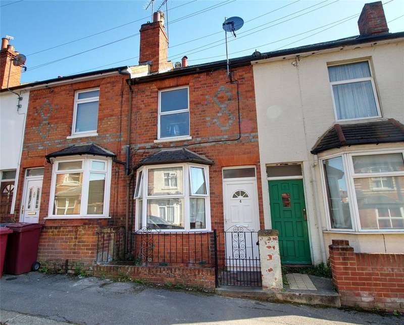 3 Bedrooms Terraced House for sale in Clarendon Road, Reading, Berkshire, RG6