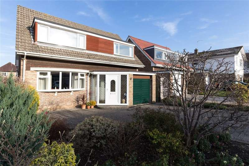 4 Bedrooms Detached House for sale in Ridgehill, Henleaze, Bristol, BS9