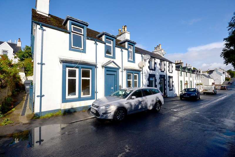 3 Bedrooms End Of Terrace House for sale in Morvern View, Breadalbane Street