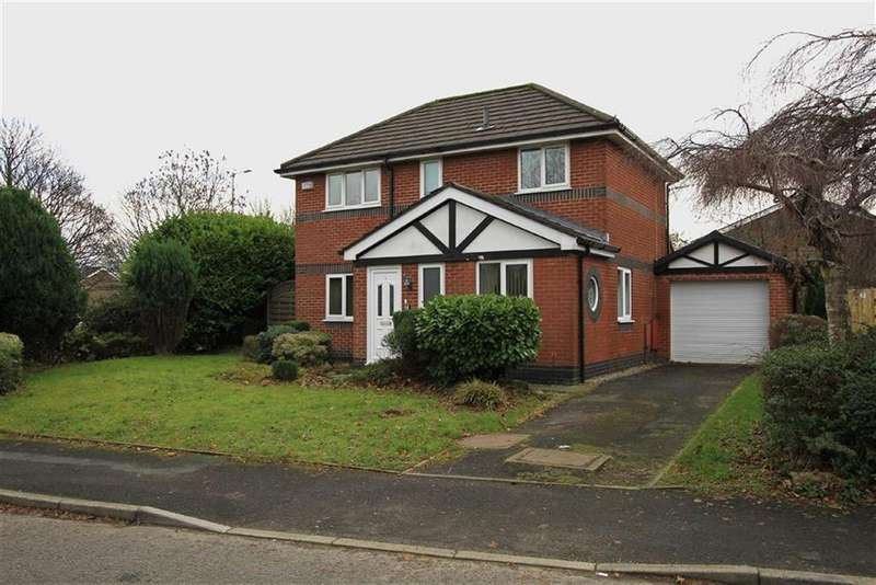 3 Bedrooms Detached House for sale in 1, Great Flatt, Passmonds, Rochdale, OL12