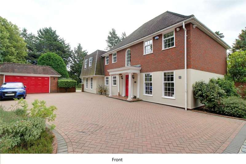 5 Bedrooms Detached House for sale in Manor House Court, Heath Road, Reading, Berkshire, RG6