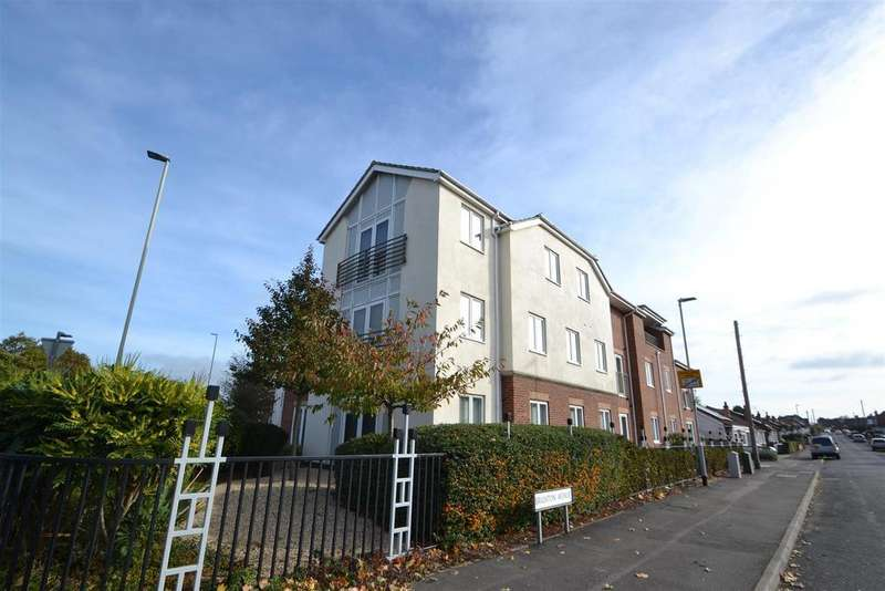 2 Bedrooms Apartment Flat for sale in Jack Hardy Close, Syston, Leicester