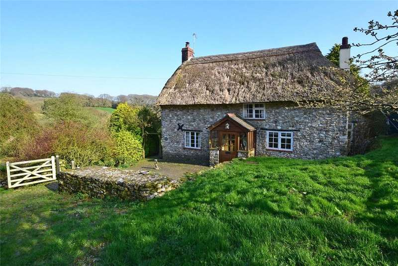 2 Bedrooms Detached House for sale in Post Lane, Cotleigh, Honiton, Devon, EX14
