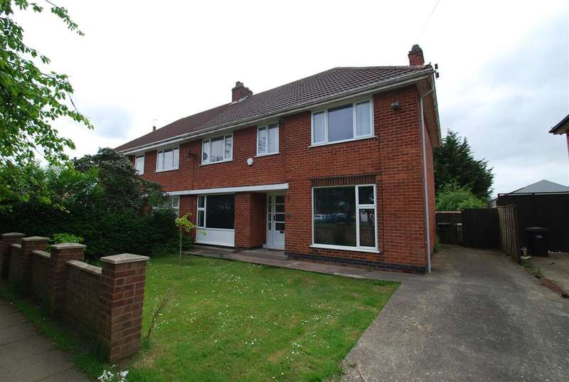 5 Bedrooms Semi Detached House for sale in Richmond Drive, Skegness