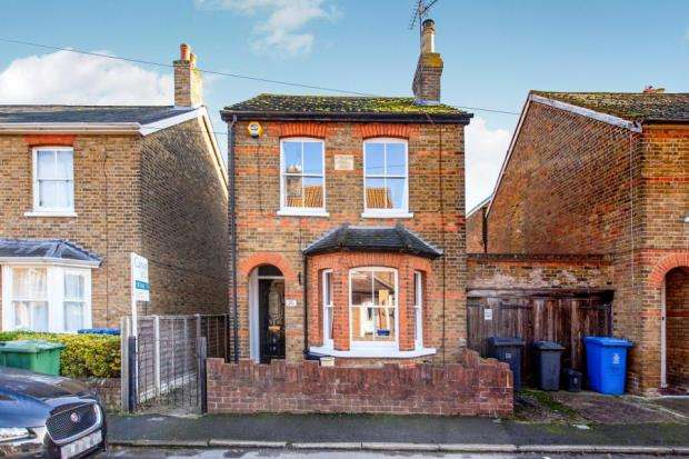 3 Bedrooms Detached House for sale in Eton Wick, Windsor, Berkshire