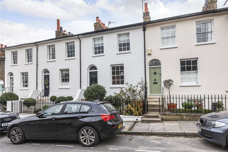3 Bedrooms Terraced House for sale in King George Street, London, SE10