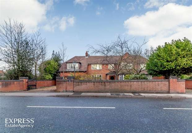 6 Bedrooms Detached House for sale in Common Lane, Culcheth, Warrington, Cheshire