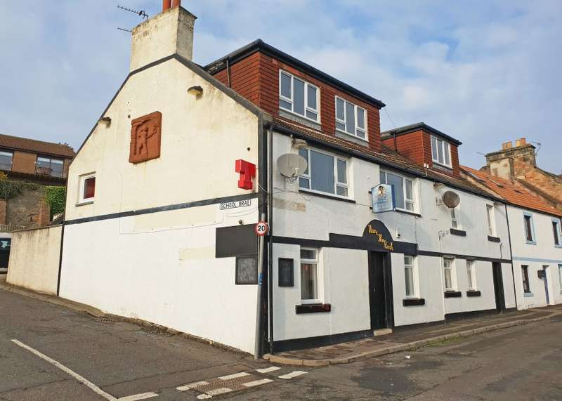 4 Bedrooms Mixed Use Commercial for sale in 2, School Brae, Kirkcaldy, Fife