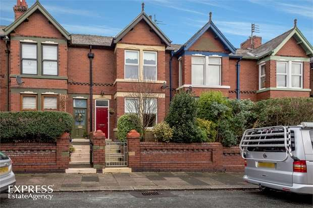 3 Bedrooms Terraced House for sale in Victoria Road, Barrow-in-Furness, Cumbria