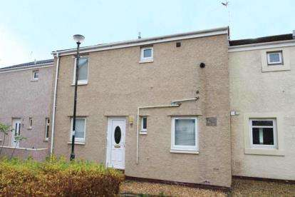 3 Bedrooms Terraced House for sale in Rigfoot, Girdle Toll, Irvine, North Ayrshire