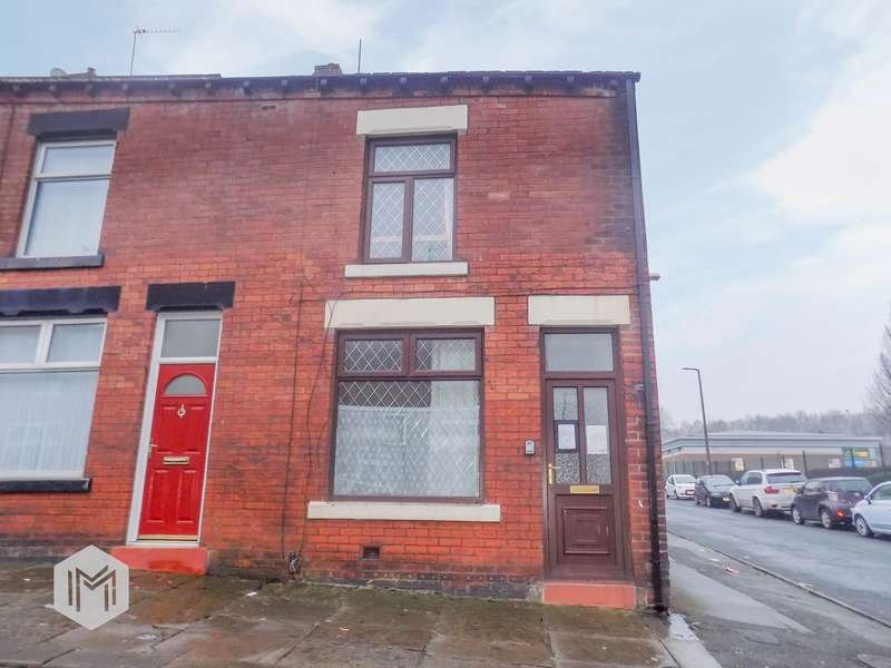 2 Bedrooms End Of Terrace House for sale in Webster Street, Bolton, BL3